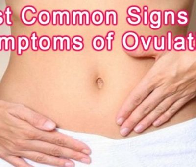 Ovulation Signs and Symptoms