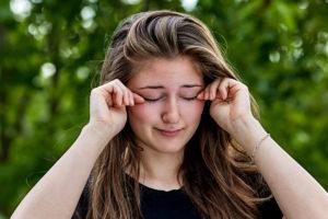 eye-itching
