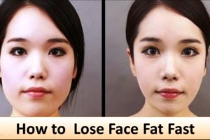 lose-face-fat-fast